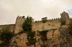 The walls of San Marino II