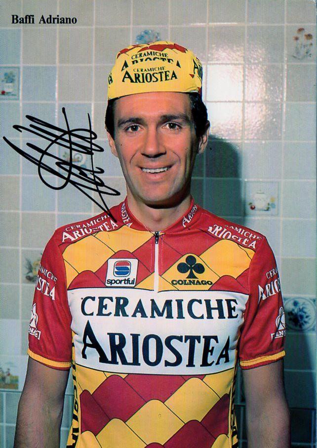 Adriano Baffi - Ceramiche Ariostea 1992