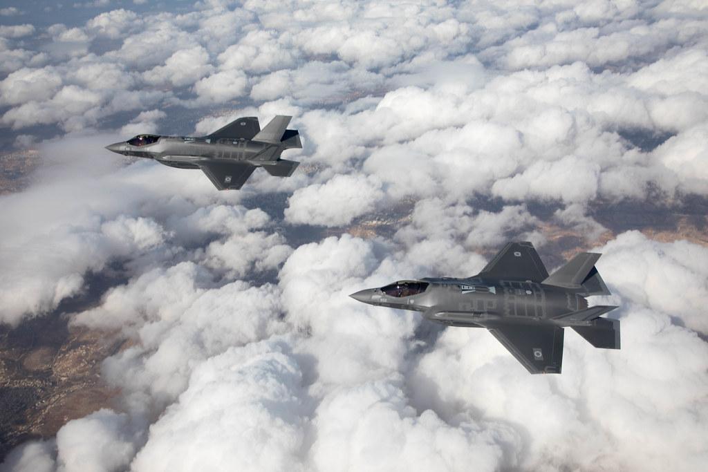 إسرائيل تتسلم أولى مقاتلات «إف 35» الأميركية في ديسمبر - صفحة 2 31473794592_1e83d952c9_b