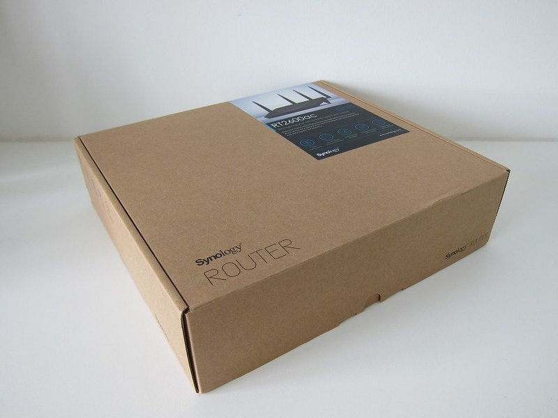 Synology Router RT2600ac - Box