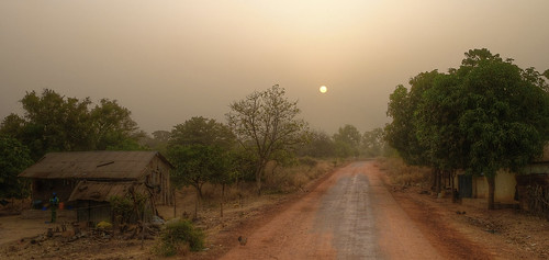 mariusz kluzniak adriatic western gambia senegal road sunrise