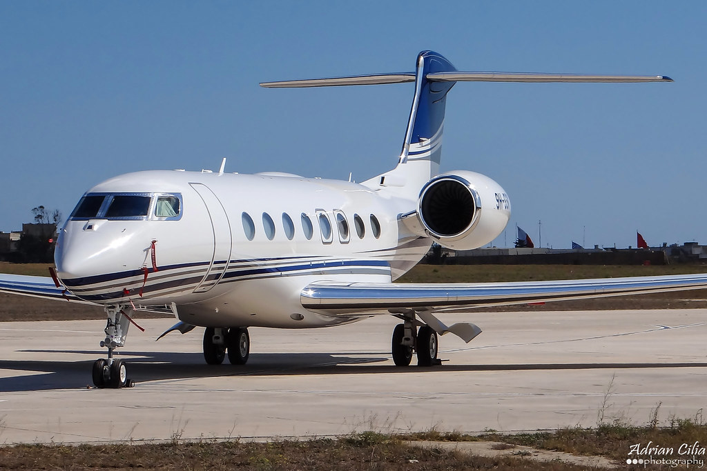 9H-SSK - G650 - Not Available