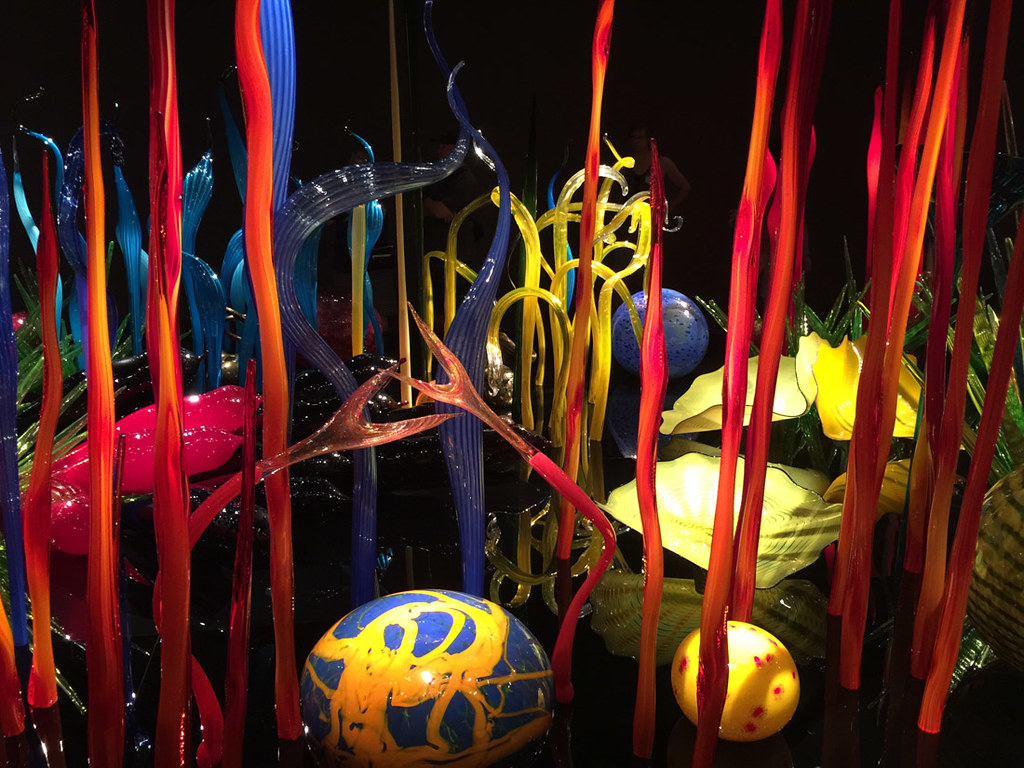 Mille Fiori exhibit