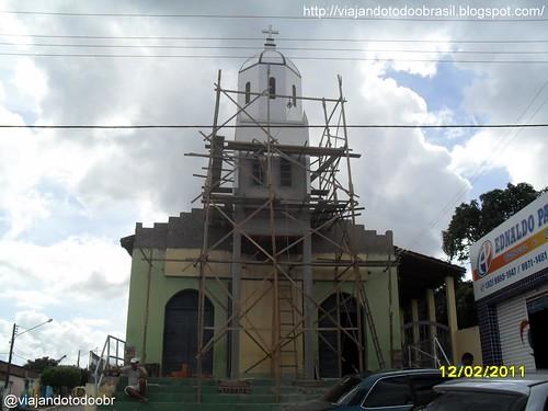 Olho d'Água Grande - Igreja de São José
