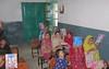 Alunne scuole riabilitate in Pakistan