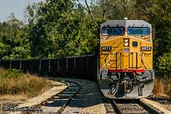UP 6872 | GE AC4400CW | CN Memphis Subdivision