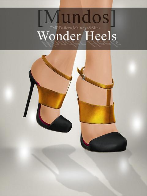[Mundos] Wonder Heels