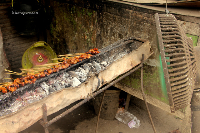 Ayam Satay Bali