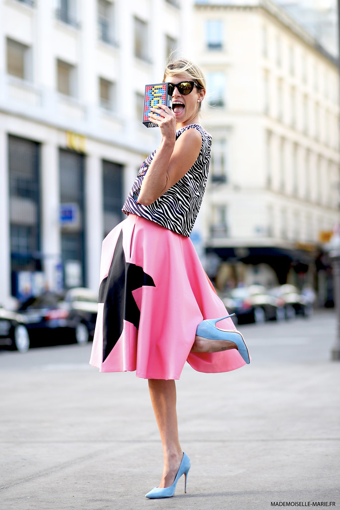 Helena Bordon at Paris Fashion Week Haute Couture