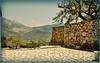 Θέα από τη Μονή του Οσίου Λουκά - Vista desde el Monasterio de Osios Lukas
