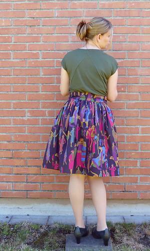 Clémence Skirt