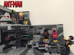 Ant-Man #2- Pym Problems
