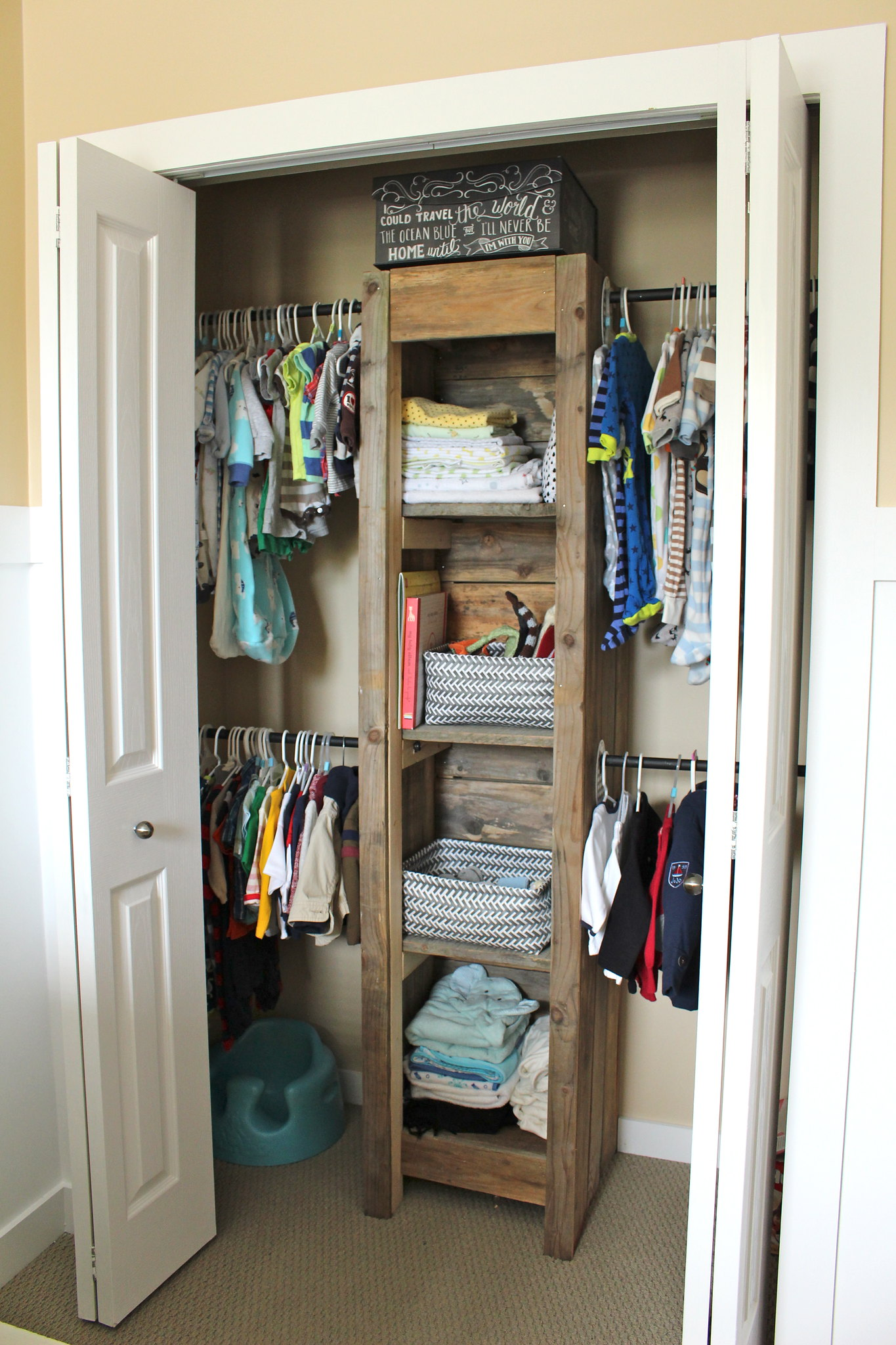 Nolan's Closet  - June 2015