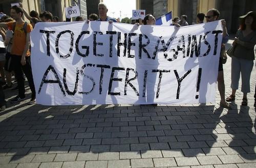 Aprueba UE préstamo de más de 7 mil mde para Grecia