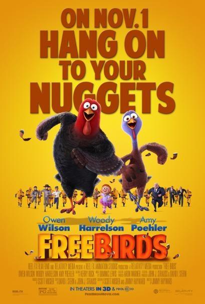 Giải Cứu Gà Tây - Free Birds (2013)
