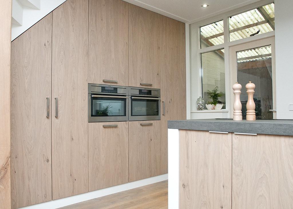 Keuken Wandkast Op Maat : Maatwerk wandkast in keuken