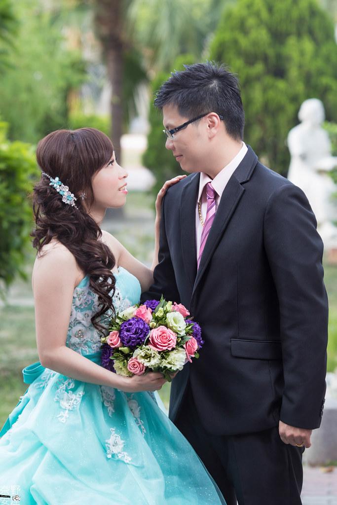 婚禮紀錄-高雄-展誠&鳳綿-文定午宴 X 吉喜海鮮餐廳 (105)