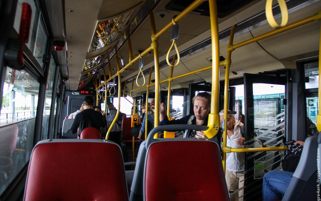 Иногда автобусы и трамваи