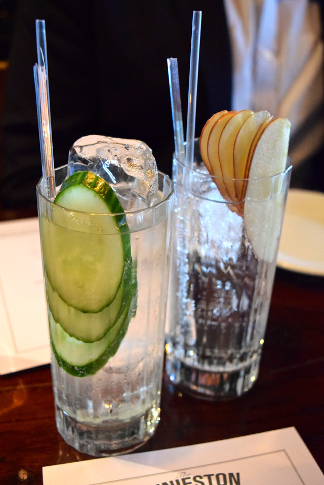 Gin Cocktails at The Finnieston, Glasgow