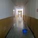Richland Mall Service Corridor leaky again