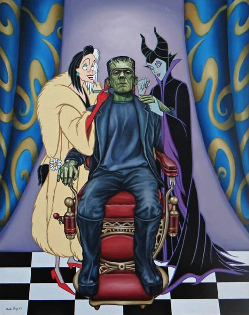 José Rodolfo Loaiza Ontiveros, Monster Salon
