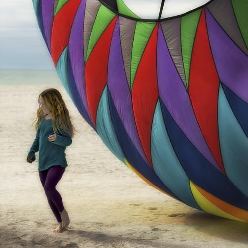 Under the Kite