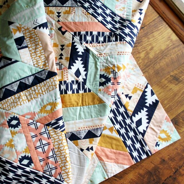 Another quilt top finish from the abandoned work basket! This time my #arizonaqayg!! Not sure what took me so long, I LOVE it!!