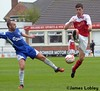 Fleetwood Town XI 2-0 Wythenshawe Town by KickOffMedia