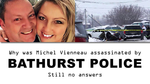 Michel Vienneau assassination