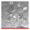 Bespoke office art commission - Skypark - Falling Cubes by Michael Murray Bespoke Art