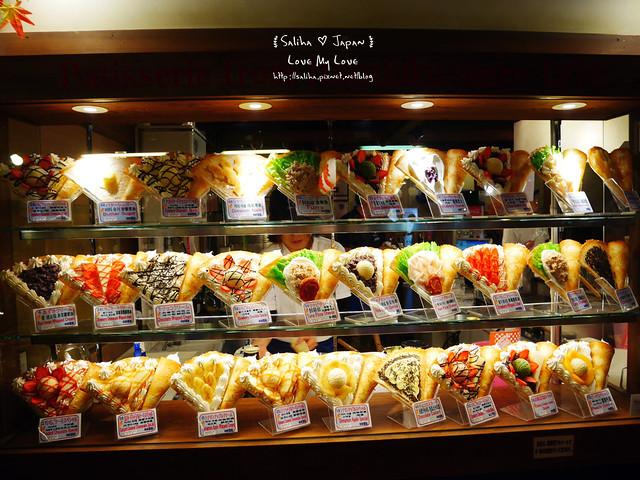 大江戶溫泉物語餐廳美食街吃飯 (4)