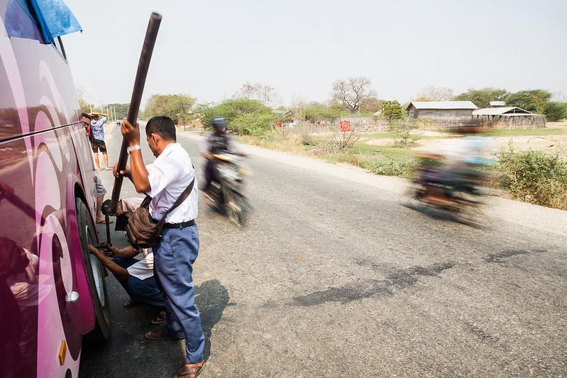 Myanmar #054