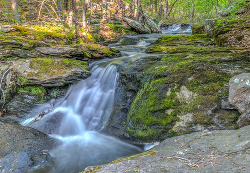 connecticut engelfalls hdr nikon nikond5300 outdoor safstrombrook tartiafalls brook creek geotagged longexposure rocks stream tree trees waterfall easthampton unitedstates