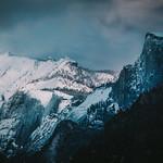 Landmarks in Snow