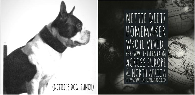 NETTIE DIETZ #100travelHERS