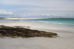 Crossapol beach Tiree