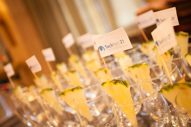 TC2015 - Cocktail reception