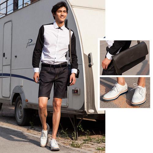 Style nào hợp cho chàng trai mùa hè....