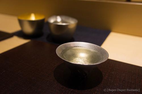 Omakase - sake