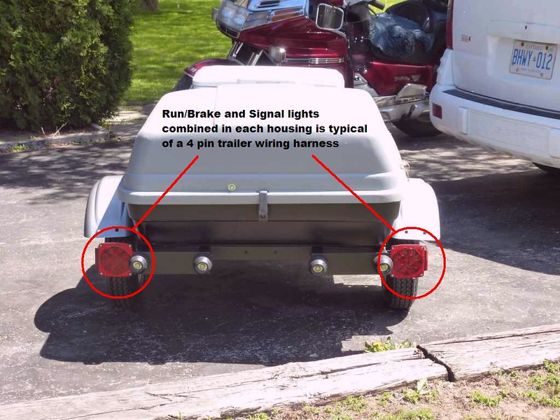 no trailer brake lights • GL1500 Information & Questions ...
