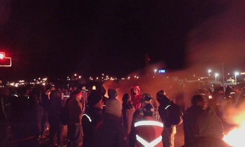 1ra Jornada Movilizaziòn Nacional CTC #AcuerdoMarco