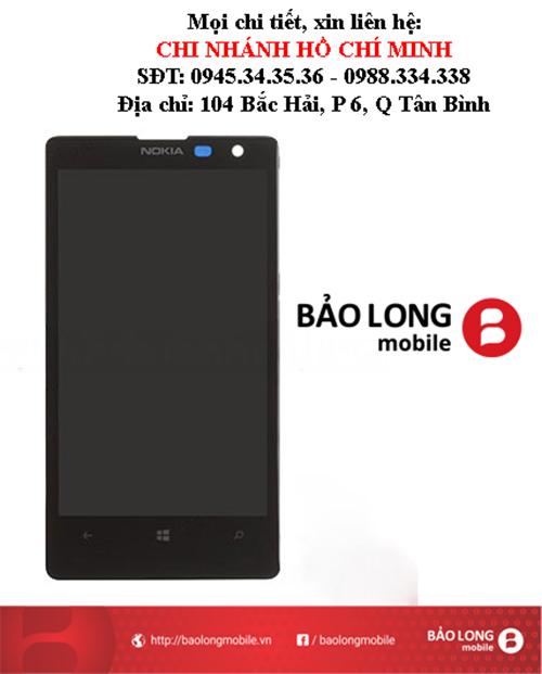 Những lưu ý người sử dụng trong TP.HCM nên biết đến khi chọn mua điện thoại Lumia 1020