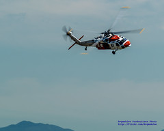 MH-60S WHIRRING IN FRONT OF A NORTHWEST WASHINGTON FOOTHILL