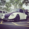 Front of the great custom Beetle