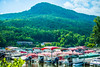 scenery around lake lure north carolina by DigiDreamGrafix.com