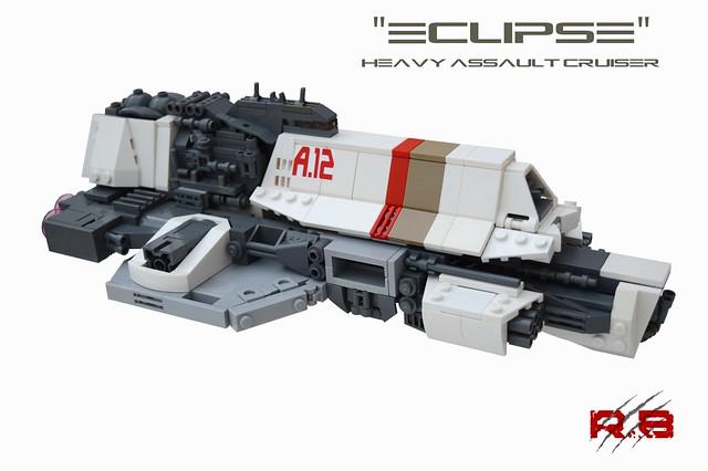 """""""Eclipse"""" Heavy Assault Cruiser"""