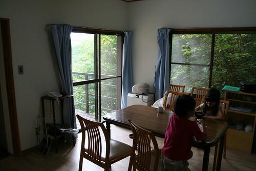 茶臼山高原コテージ