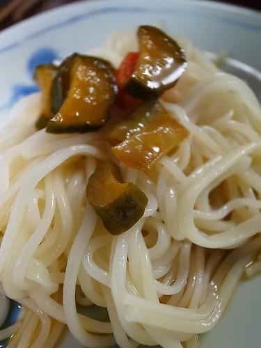 生素麺 ピクルス