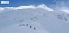 Sonnblick je velká hora, takže se tam vejde dost lyžařů...