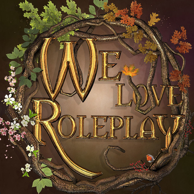 WE LOVE RP- NOVEMBER ROUND - OPEN NOW!!